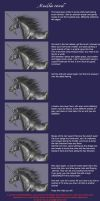 Mane tutorial part 2 by Losmios