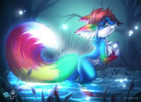 Let the Light Guide Your Way by tinkafur