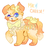Mac n Cheese! AUCTION- CLOSED by Jackaloaf