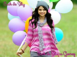 Pack de Selena Gomez by militinista10