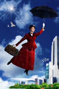 Mary Poppins by vilucm