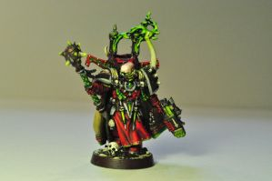 Word Bearers Dark Apostle by Solomon-Mordecai