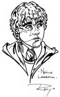 Neville Longbottom by Drawingremy