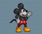 Lego Mickey by drsparc