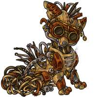 Subeta - Steamwork Terracoon by fidele