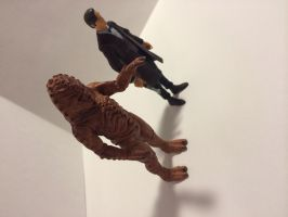 the 11th doctor and k9 (3.75) by lucasmanlucas
