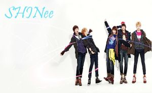 Wallpaper SHINee by TokkiOwO