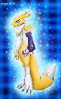 ::Renamon:: by norngirl