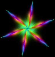 Six Pointed Star by plantm