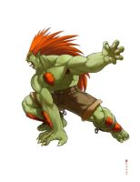 SFtribute_ BLANKA by satanasov