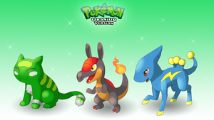 Choose Your First Pokemon! by Involuntary-Twitch