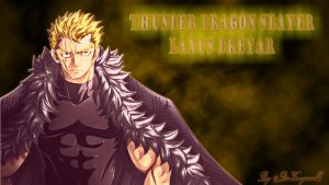 Laxus by VanguardElardo
