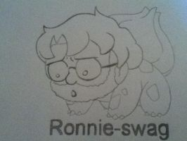 Ronnie-Swag by DeathByScreams