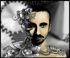 The Machinist by cagataymetin