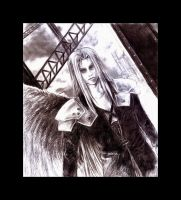 Sephiroth WIP by Lizeth