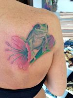Frog by Silk86