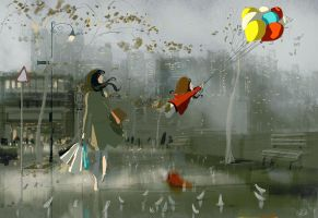 Mom and I were shopping for Max s Birthday when by PascalCampion