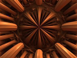 ceiling by Oxnot