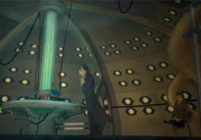 Welcome to the Tardis by SarahSchreck