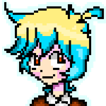 Perry Umbrella Pixel Icon by TheHentaiLady