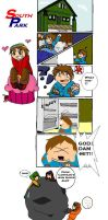 SP:A typical day in South Park by Metalbeast114