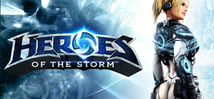 Heroes Of The Storm - Steam Image by griddark