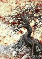 tree of the dead by jashawk