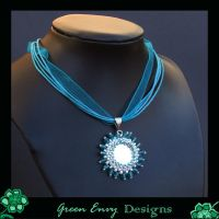 reflection - modelled by green-envy-designs