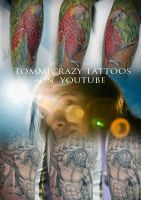 my first online video tattoo portfolio by tommicrazy