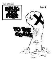 to the grave XXX by stu-bacca