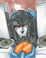 thundercracker sketch by markerguru