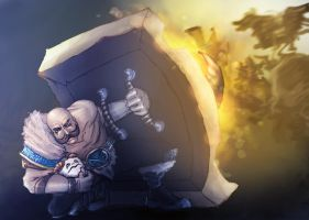 Braum LoL by DEADNEMO