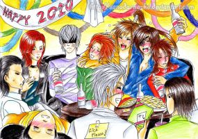 Happy 2010 Party by sanada-no-ko