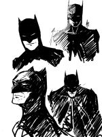 Batdoodles by Archonyto