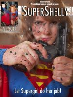 Super Shelly, the Cover by Project-Superwoman