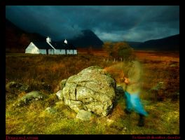 Ghost of Blackrock by DL-Photography