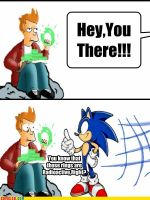 Lord Of The Sonic Rings Comic by TheRealFry1