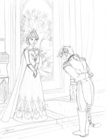 In Arendelle by SirPaulTheIII