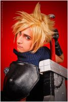 Cloud Strife by eriolcosplays