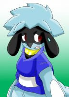 Zandey The Riolu by Sonic201000