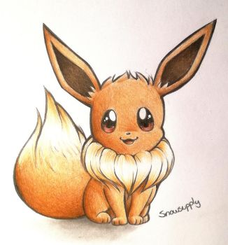Eevee by Snowsupply