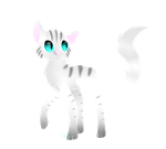 Warrior Cats OC - SnowTail by Keisaa
