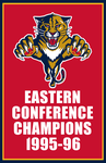 1996 EASTERN CONFERENCE CHAMPIONS by FJOJR