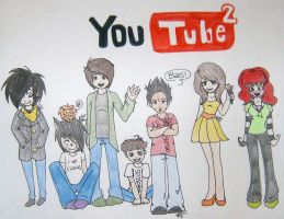 YouTube Love 2 by PriestessPandora