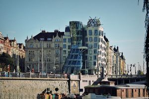 Dancing House by stoxic