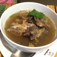 Traditional Oxtail Soup by nosugarjustanger
