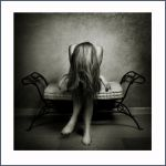 A wall, a chair and a girl... by le-croix
