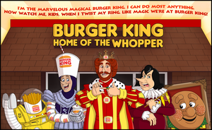 Burger King Kingdom by Cavity-Sam