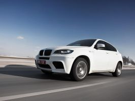 BMW X6 M - No. 5 by Bambr