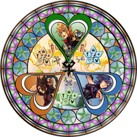 Wayfinders Stained Glass by Maleficent84